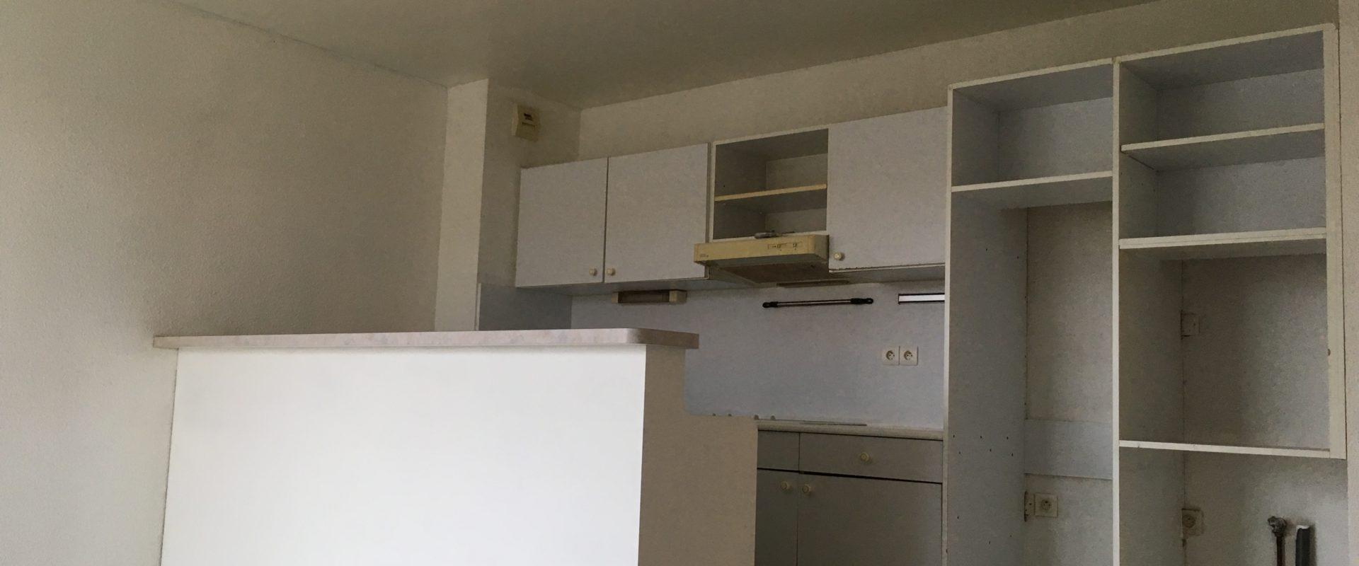 Poitiers Appartement T2 bis