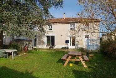 3 mn Vouillé maison atypique #1466