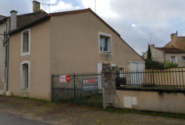 Plein centre Vouillé #1467