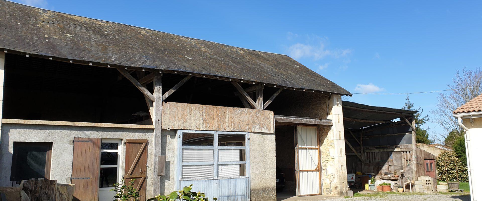 Pavillon plain pied Vouillé