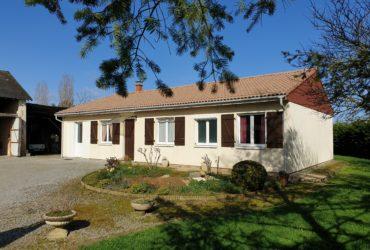 Pavillon plain pied Vouillé #1485
