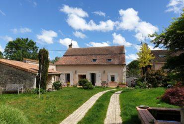 Maison ancienne rénovée VILLIERS